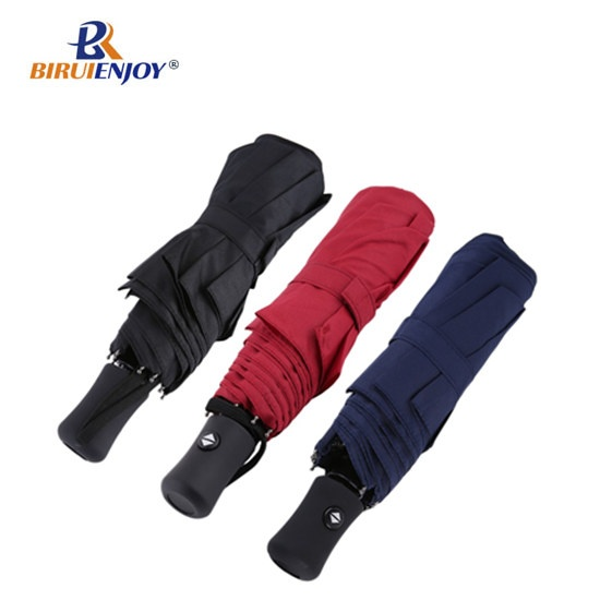 Compact umbrella black auto open&close BMW