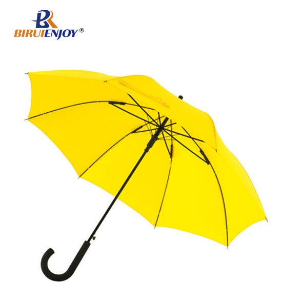 Premium stick umbrella aluminum logo printing umbrella
