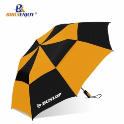 tetragonum umbrella windproof orange