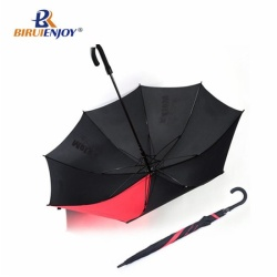 Premium stick lady umbrella printing parasol