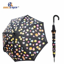 Fashion lady umbrella all over imprint