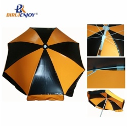 Strong parasol with PVC canopy arc 200cm